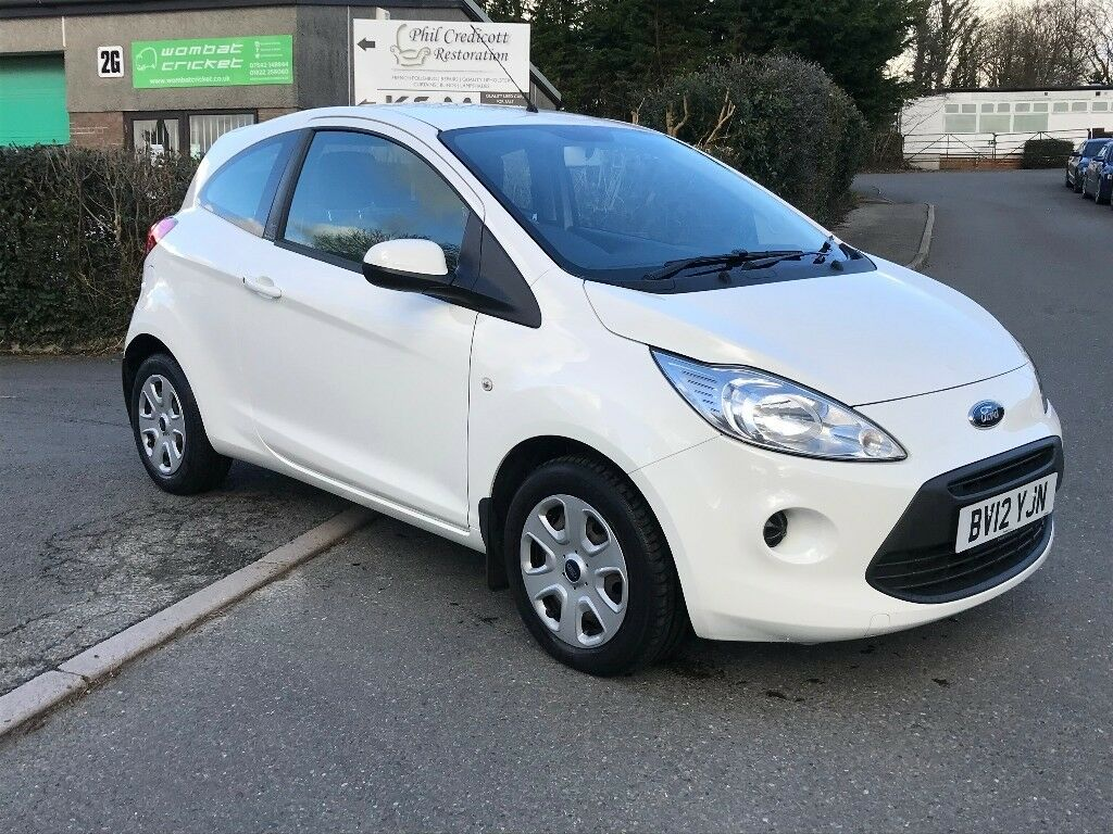 Ford Ka   Edge S S  Tax Finance Available