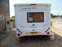 Retiring from caravaning after 30 years so we are selling our 2005 Elddis Odyssey