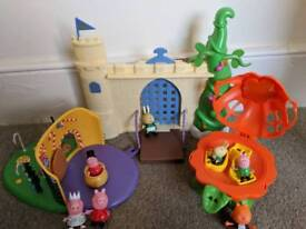 Once upon a time peppa toys