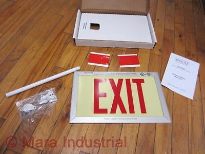 Isolite Ph-d-r-ba-pa Exit Sign Phdrbapa