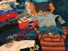 Baby boy clothes bundle 12-18 months
