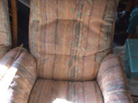ERCOL ARMCHAIRS (2)