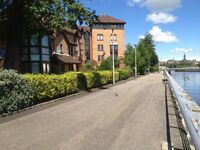 2 Bed Waterfront Villa, Pacific Quay, Glasgow, City Central, Southside