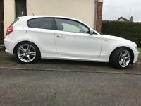 2009 1 Series BMW immaculate condition