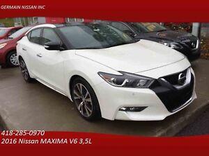 2016 Nissan MAXIMA SL TOIT PANORAMIQUE **GPS / CUIR**