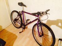 Unisex bike in exellent condition it can be deliver it