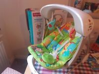Fisher-Price Rainforest Take Along Swing and Seat