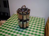16 jar Spice Rack