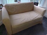 Sofa with inbuilt storage - free