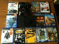 Playstation 2 slim bundle