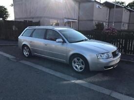 2004 AUDI A6 AVANT/ESTATE SE 1.9 TDI 130bhp. 5 speed manual