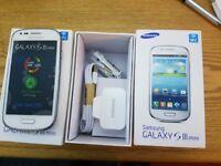 Samsung Galaxy S3 Mini white 8GB - Unlocked Smartphone