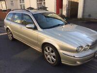 Jaguar xtype estate diesel