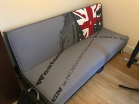 British Style Sofa Bed, PERFECT CONDITIONS!