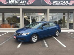2013 Honda Civic LX AUT0 A/C CRUISE CONTROL ONLY 89K