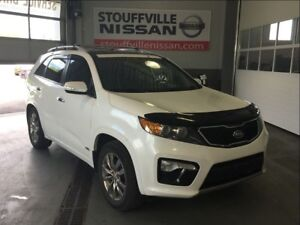Kia Sorento sx 7 seats loaded leather and nav 2011