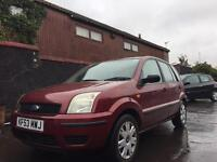 FORD FUSION 1.4 2003 **12 MONTHS MOT**
