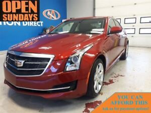 2015 Cadillac ATS 2.0L Turbo AWD! SUNROOF! LEATHER!