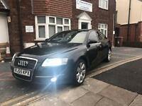 2006 Audi A6 SE Black 2.0 Fully Loaded FSH +1 Year MOT