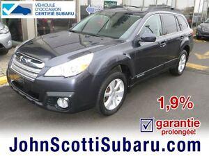 2013 Subaru Outback MANUELLE 1.9%