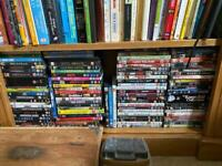 A bundle of DVD film's - £20