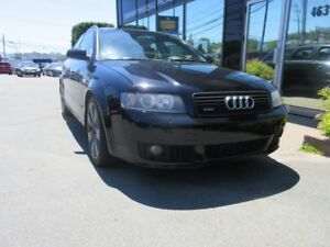 2005 Audi A4 SPORT WAGON W/ LEATHER, PANO ROOF, ALLOYS