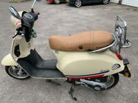 Baotion Monza 125cc Scooter
