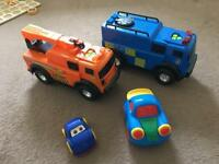 Toys excellent condition from smoke and pet free home