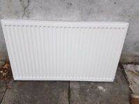 Radiator, Single Convector 1000 x 600mm or 1100 x 600