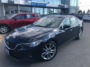 2015 Mazda Mazda6 GT TECH PACKAGE, ONE OWNER, ACCIDENT FREE