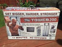 Body by Jake Tower 200 Home Gym Exercise