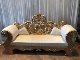 2 Seater Sofa for weddings / decor and events