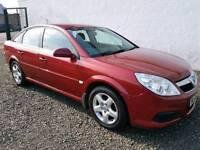 2008 Vauxhall Vectra Exclusive 1.8 LOW miles MOT April