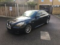 2008 BMW 535D M SPORT FULL SERVICE HISTORY 3 KEYS NEW PADS & DISCS FROM BMW