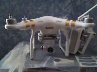 DJI PHANTOM 3 PROFESSIONAL DRONES DUMMY