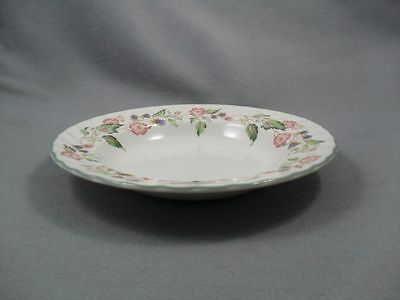 BHS Victorian Rose Rimmed Bowl