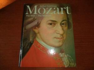 MOZART:THE MAN,THE MUSICIAN / HUTCHINGS