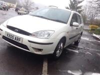 2005 Ford Focus Dog Unit Van Tdci Diesel with AC cambelt done px welcome