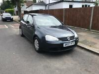 Volkswagen Golf 1.4 manual petrol 2007
