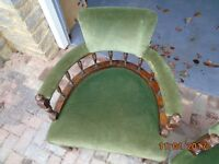 Pair of antique Captains Armchairs £200 ono