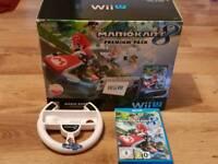 Wii U Console Bundle Mario Kart 8 Premium pack