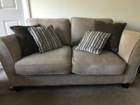 Sofology Canterbury 2 x 2 seater sofas - very good condition