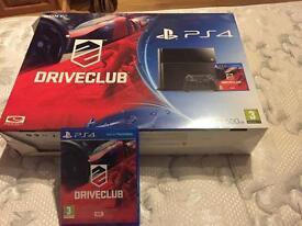 PS4 500GB DRIVE CLUB