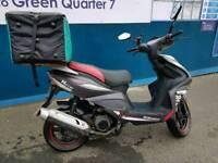 Sinnis harrier 125cc