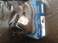 Brand new in box Mens hiking boots
