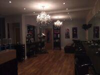 Brand New Opportunity for Hairdresser Chair Rental in Extremely Busy Salon