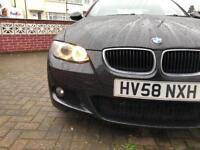 BMW 3 Series Msport 2.0L auto coupe diesel