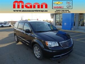 2014 Chrysler Town & Country Touring - Pst paid, Keyless entry,