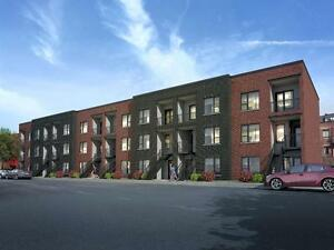 Condo neuf St Henri a louer - 3 chambres a coucher