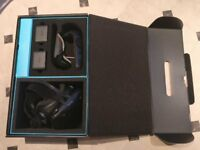 HTC Vive VR Headset Bundle With Controllers & Two OLED Displays
